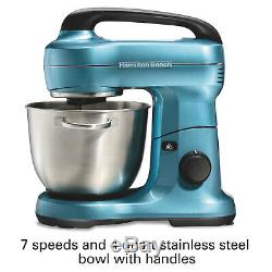 Electric Stand Mixer 7 Speed Home Baking Kitchen Indoor Stainless Steel Pastry