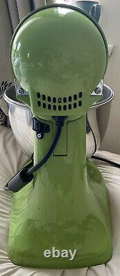 KITCHENAID KITCHEN AID LIME GREEN TABLE TOP MIXER BLENDER 5KSM175PS STAND Gwo