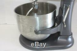 KitchenAid 8 Quart Commercial Stand Mixer (NSF Certified) Dark Pewter