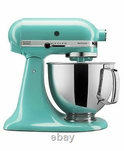 KitchenAid Artisan 5-qt. Tilt-Head Stand Mixer With Pouring Shield New BLUE