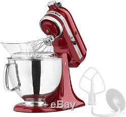 KitchenAid Artisan Series 5 Quart Tilt-Head Stand Mixer Empire Red