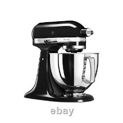 KitchenAid Artisan Stand Mixer with 4.8L Bowl in Onyx Black