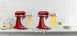 KitchenAid Capellini Lasagnette Cutter Attachments Stand Mixer Pasta Roller New