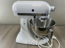 KitchenAid Classic Tilt Head Stand Mixer K45SS No Accessories Base & Bowl Only