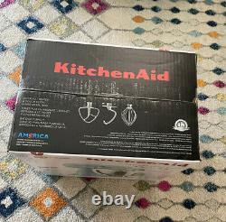 KitchenAid Deluxe 4.5qt Stand Mixer BRAND NEW Factory Sealed