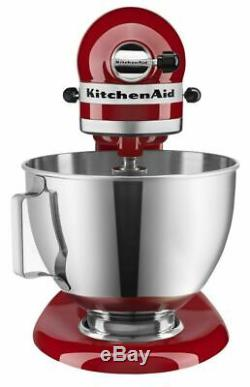 KitchenAid KP26M1XER Professional 600 Series Stand Mixer Empire Red