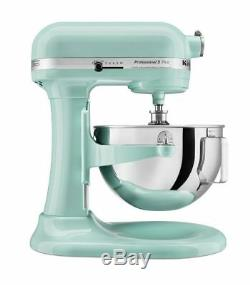 KitchenAid KV25G0XER Professional 5Qt Plus Stand Mixer 450 W Ice Blue