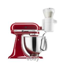 KitchenAid Stand Mixer Sifter and Scale Attachment, KSMSFTA