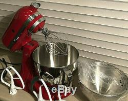 Kitchenaid Artisan Stand Mixer 5KSM175PSBER Empir Red NEW