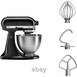 Kitchenaid Classic 5K45SSEOB black / 4,3 Liter Stand Mixer / NEW